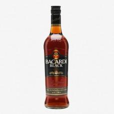 BACARDI BLACK (750 ML)