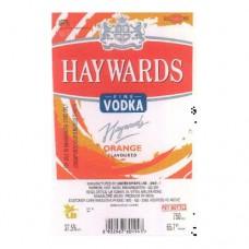 HAYWARDS VODKA (750 ML)